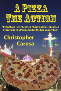A Pizza The Action Book Front Cover - corrected